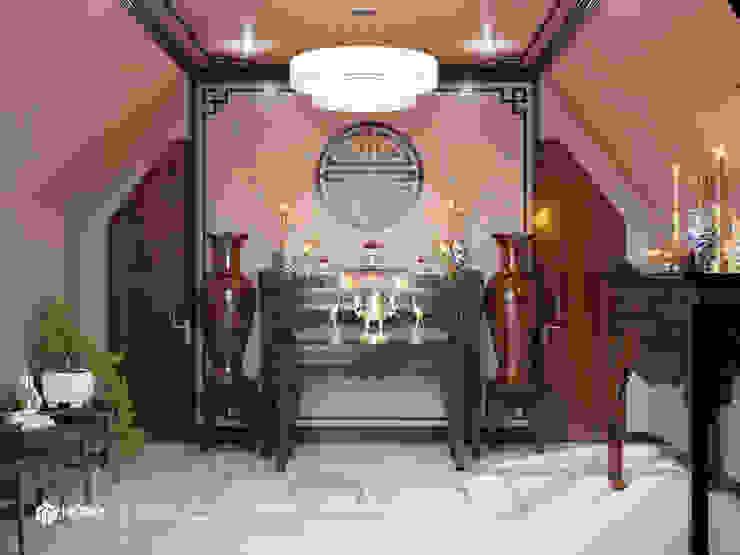 Thiết kế nội thất nhà phố Nguyễn Phong Sắc Công ty TNHH xây dựng và kiến trúc Homy Việt Nam ArtworkOther artistic objects
