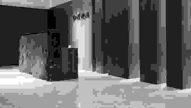 大廳 根據 大企國際空間設計有限公司 現代風