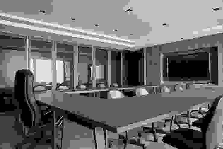 會議室 根據 大企國際空間設計有限公司 現代風