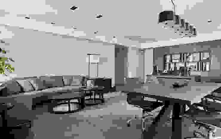 董事長室 根據 大企國際空間設計有限公司 現代風