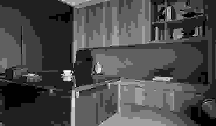 特助辦公室 根據 大企國際空間設計有限公司 現代風