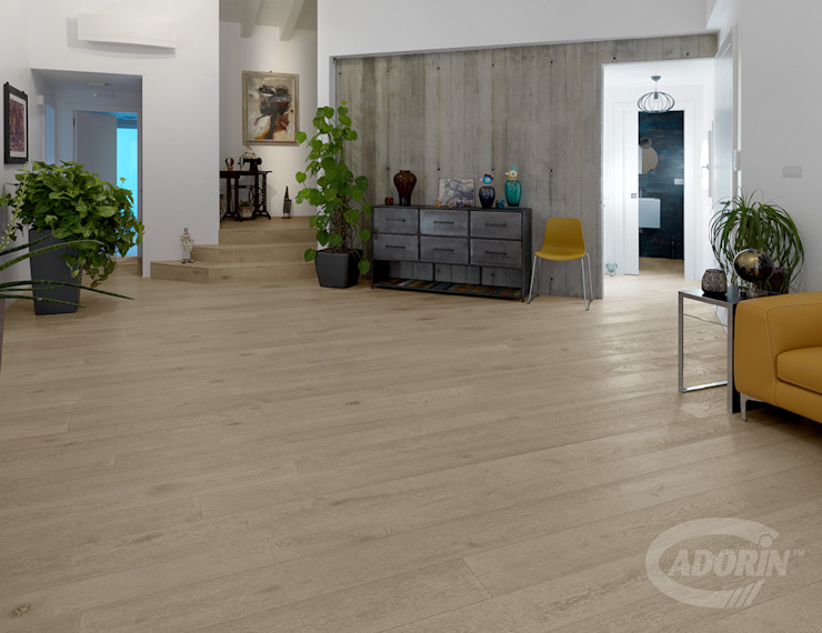 by Cadorin Group Srl - Italian craftsmanship Wood flooring and Coverings Modern