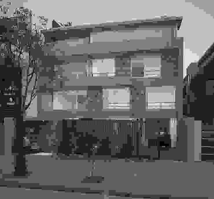 LLACAY arquitectos Terrace house