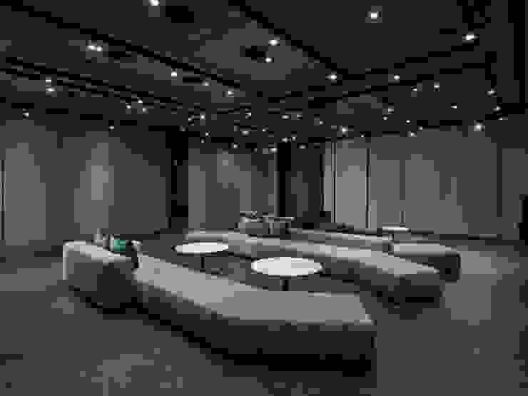遠雄銷售中心 洞天一點天光密 根據 大器聯合室內設計有限公司 北歐風