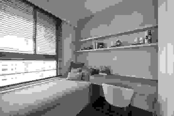 遠雄首品 大器聯合室內裝修設計有限公司 臥室