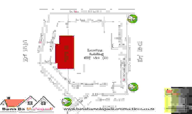 House Plans by Bana Ba Mologadi Constructions