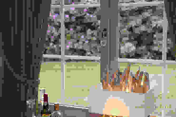 villa landelijke stijl antwerpen Klassieke woonkamers van Marcotte Style Klassiek