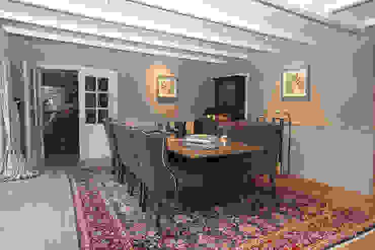villa landelijke stijl antwerpen Klassieke eetkamers van Marcotte Style Klassiek