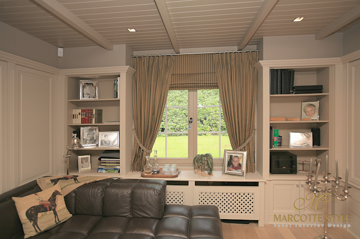 Marcotte Style Living room