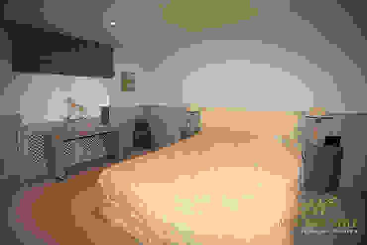 villa landelijke stijl antwerpen Klassieke slaapkamers van Marcotte Style Klassiek