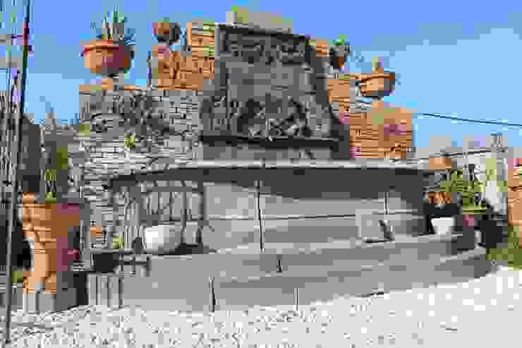 RECUPERANDO BRICK AND STONE JardínAccesorios y decoración