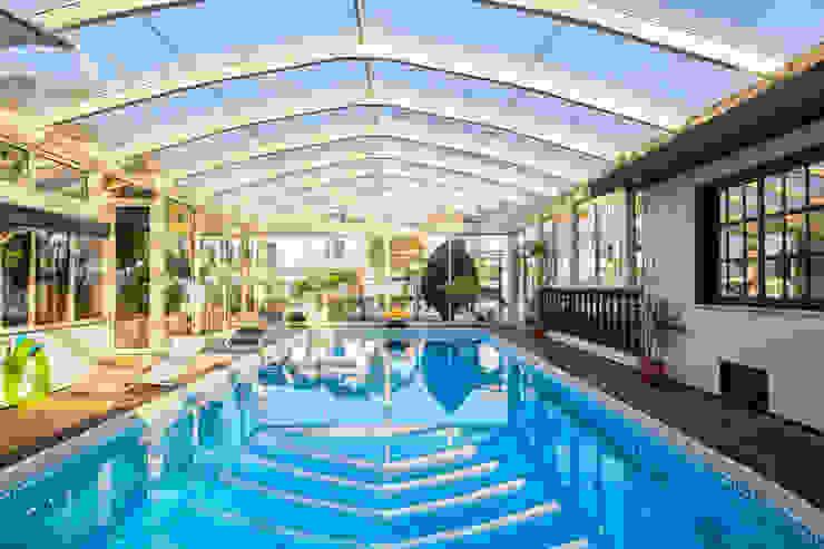 Moradia T3 com piscina na Gafanha da Nazaré. Next House Piscinas clássicas