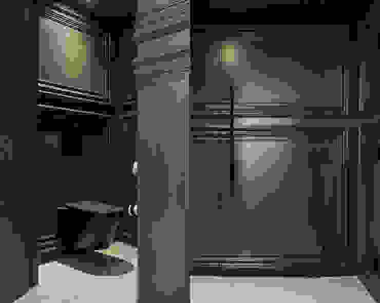 de harkema staete Eclectische badkamers van iconic design Eclectisch
