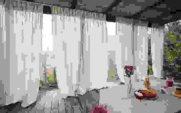 cortinas DIVERSA INTERIORISMO ComedorAccesorios y decoración