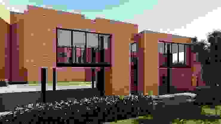 Diseño Arquitectónico – Salón Social de 4.19Arquitectos Moderno
