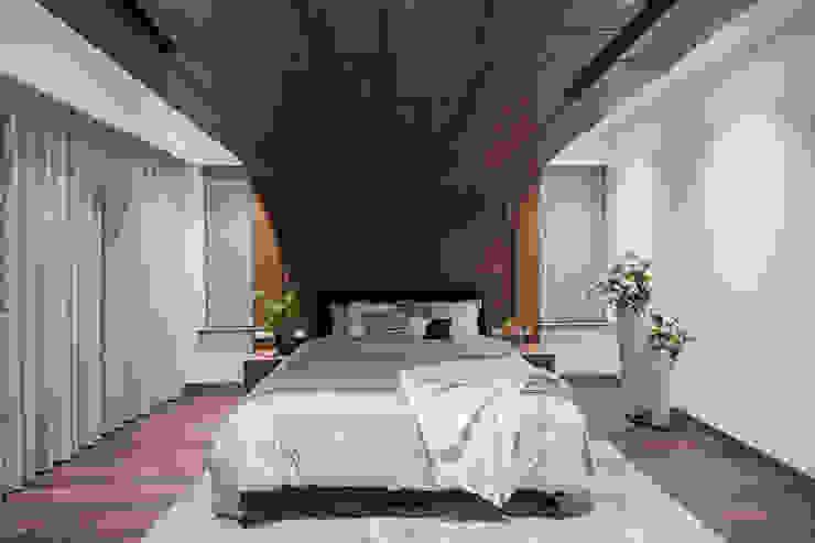 串連•流動 根據 李嵩興建築師事務所 現代風