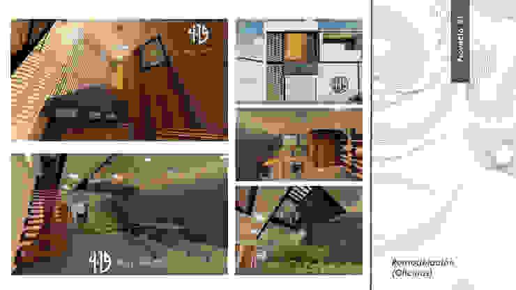 Portafolio De Arquitectura 4.19 Arquitectos de 4.19Arquitectos