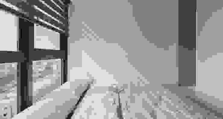 【品茉作品:暮色晨光】 根據 品茉空間設計(夏川設計) 北歐風