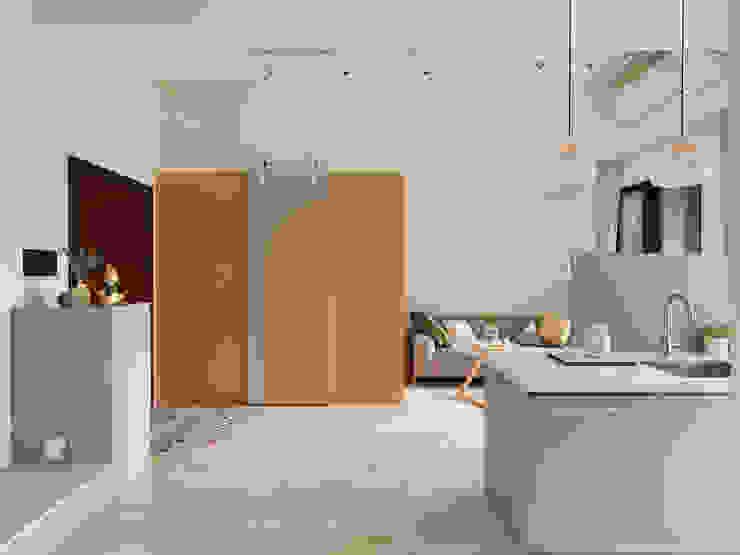 花圈圈 根據 寓子設計 北歐風