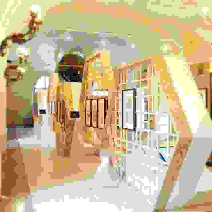 Exposition anie jun wan dumont Asian style exhibition centres OSB Beige