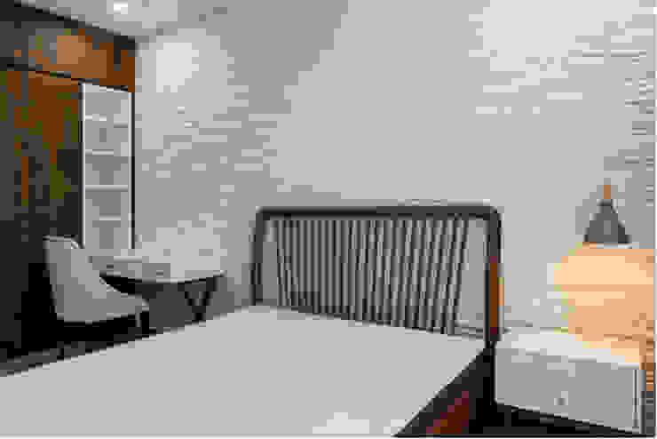 BIỆT THỰ VINHOMES THĂNG LONG Phòng ngủ phong cách kinh điển bởi Neo Classic Interior Design Kinh điển