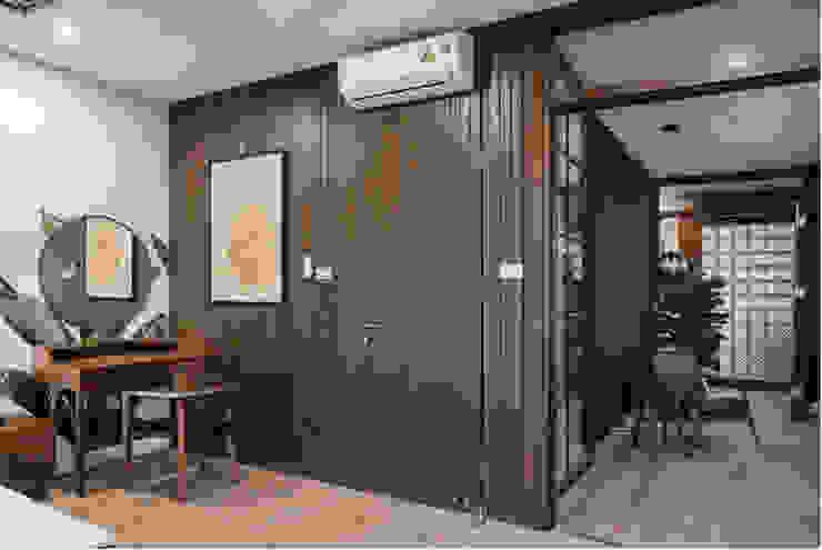 BIỆT THỰ VINHOMES THĂNG LONG Hành lang, sảnh & cầu thang phong cách kinh điển bởi Neo Classic Interior Design Kinh điển