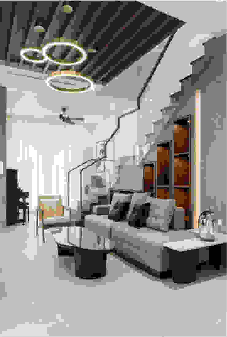 BIỆT THỰ VINHOMES THĂNG LONG bởi Neo Classic Interior Design Kinh điển