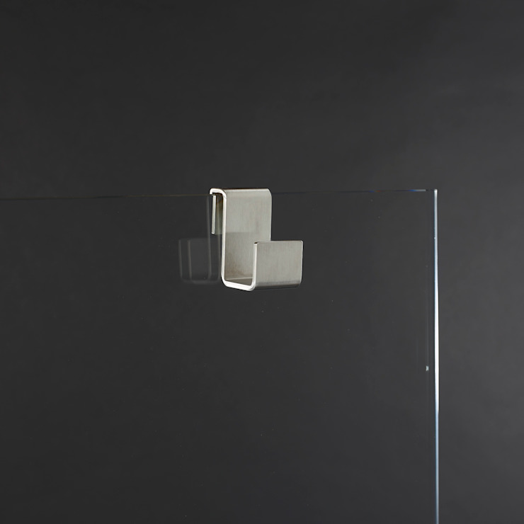 AISI Design srl Minimalist bathroom Iron/Steel Grey