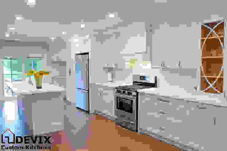 modern  oleh Devix kitchens, Modern