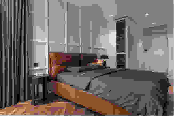 THIẾT KẾ NỘI THẤT CHUNG CƯ MULBERRY LAND Phòng ngủ phong cách kinh điển bởi Neo Classic Interior Design Kinh điển