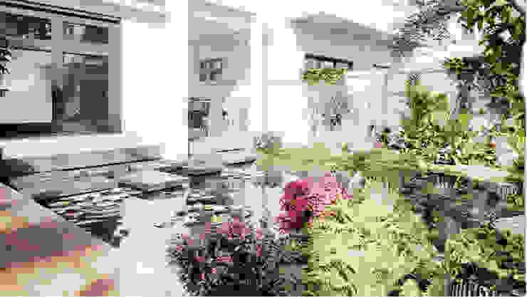BIỆT THỰ STARLAKE VILLA TÂN CỔ ĐIỂN – TÂY HỒ TÂY, HÀ NỘI Nhà phong cách kinh điển bởi Neo Classic Interior Design Kinh điển