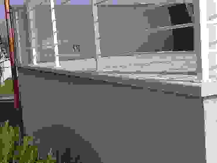 Soluzione esterna in villetta privata Quintarelli Roberto Pietre Casa di campagna