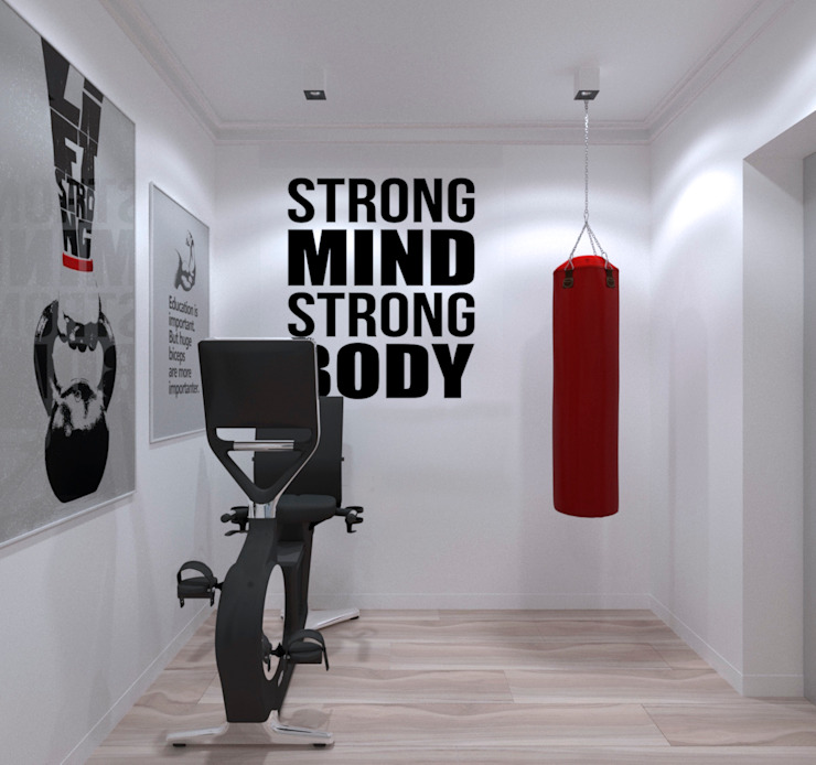 AnARCHI Eclectic style gym