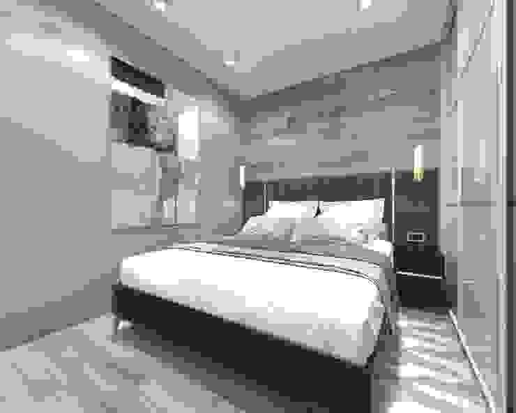 AnARCHI Minimalist bedroom