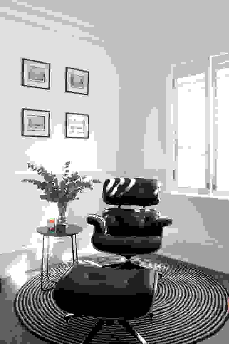 Vivienda en Johannesburgo, Sudáfrica (2019) Habitaciones modernas de Kalos Creative Studio Moderno