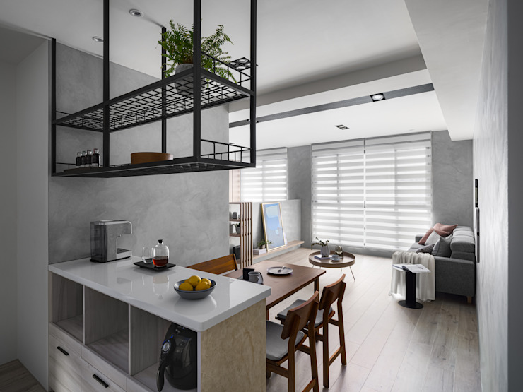 築室室內設計 Modern dining room