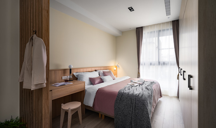築室室內設計 Modern style bedroom