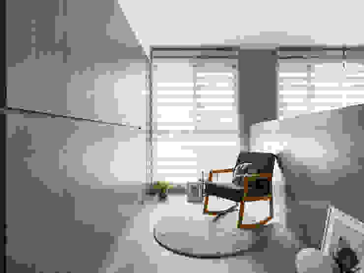 築室室內設計 Modern style study/office