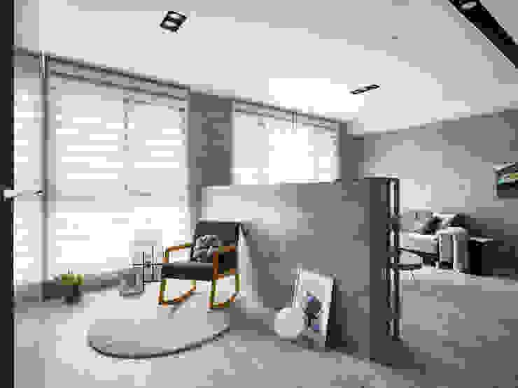 築室室內設計 Modern Study Room and Home Office