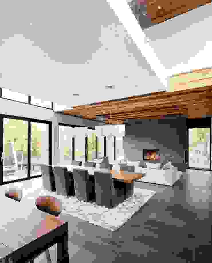 Green Living Ltd Modern dining room Solid Wood