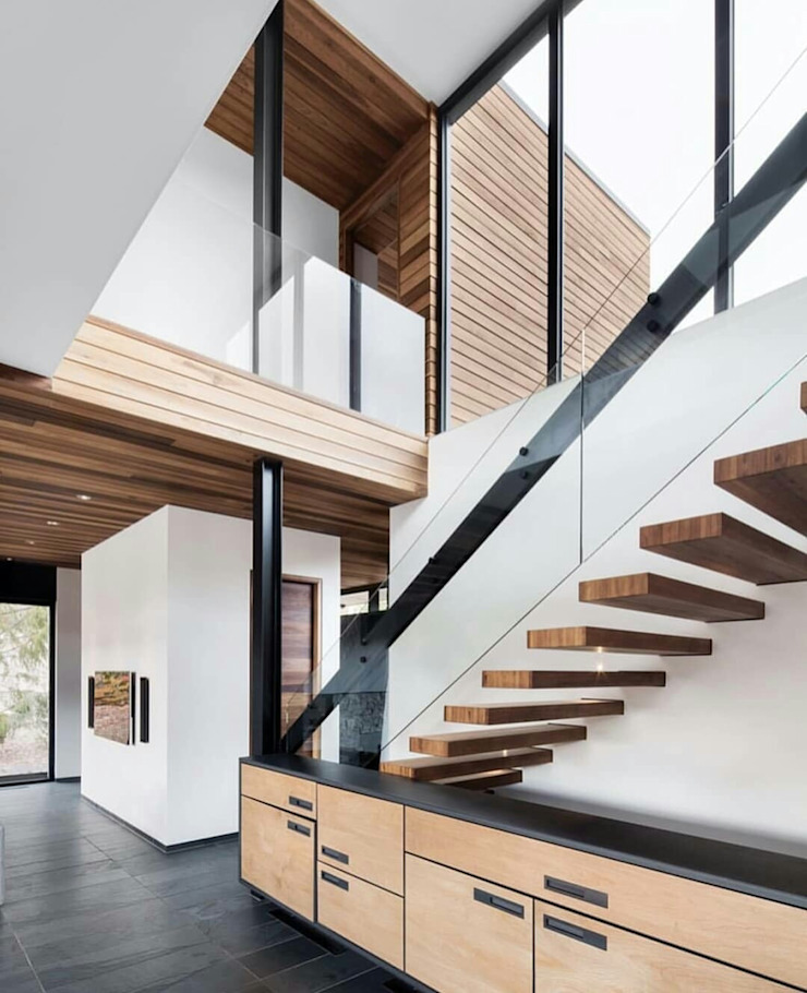 Green Living Ltd Stairs Solid Wood
