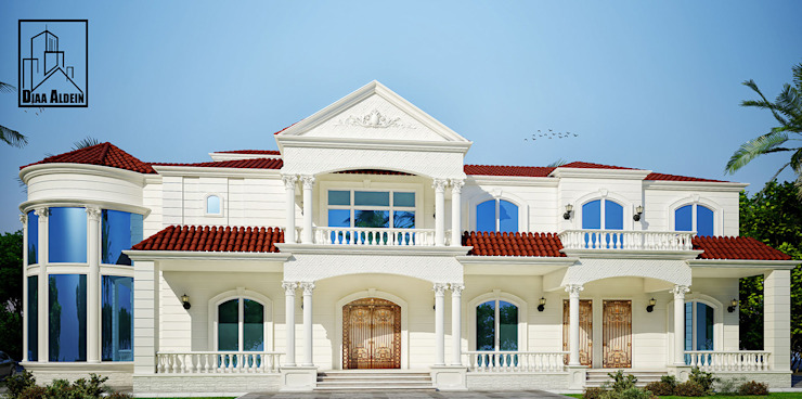 Qamasha Seif Villa من Diaa Aldein