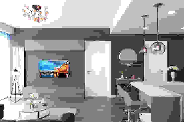 İdea Mimarlık Modern living room