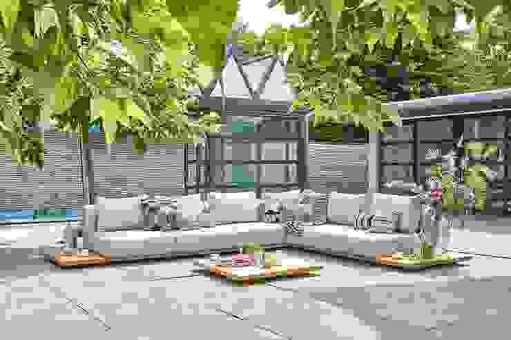 SunsLifestyle Aspen Lounge Set od SUNS Lifestyle Nowoczesny