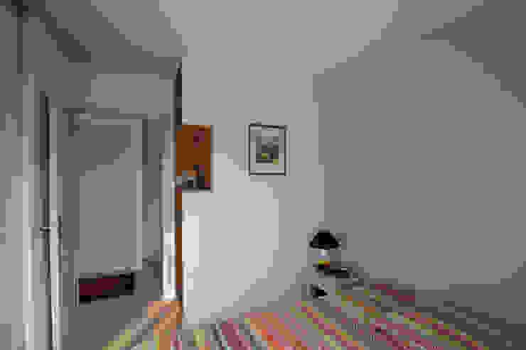 Agence ADI-HOME Kamar tidur kecil Batu Bata Blue