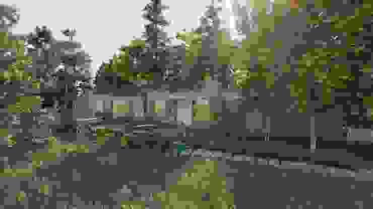 Casa El Salado Casas modernas de Cóncavas Ingenieros y Arquitectos Moderno