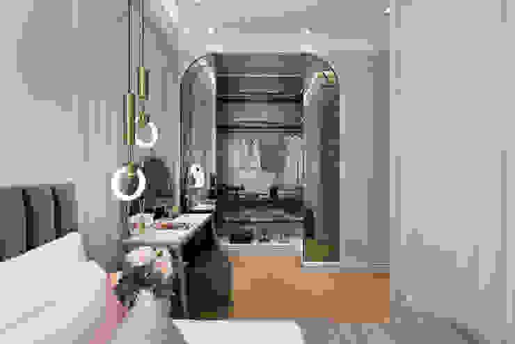 巴黎的奢華自在 根據 伏見設計事業有限公司 殖民地風