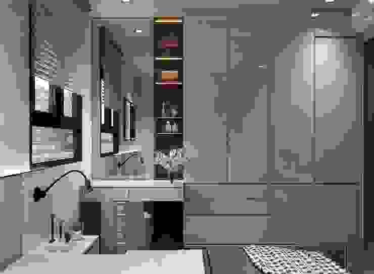CityLand Park Hills -18 Phan Văn Trị Phòng tắm phong cách hiện đại bởi Thiết kế nội thất ICONINTERIOR Hiện đại