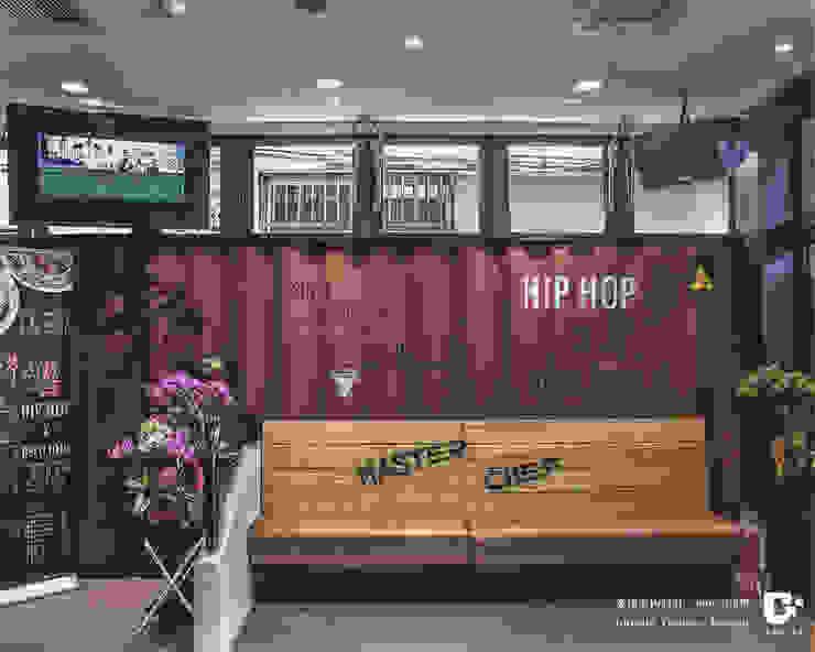 |美式重工業風| #為你獻上一碗濃郁Hip Hop 根據 業傑室內設計_ʏᴇʜᴊʏᴇ_sɪɴᴄᴇ1989 工業風