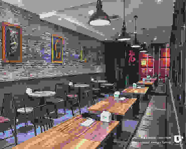 | 內部用餐區| 根據 業傑室內設計_ʏᴇʜᴊʏᴇ_sɪɴᴄᴇ1989 工業風